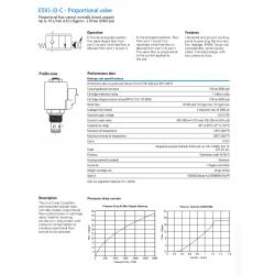 ESV1-10-C - Proportional valve
