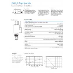 ESV1-8-O - Proportional valve