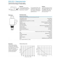 ESV1-10-O - Proportional valve
