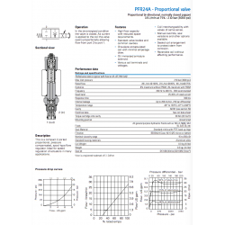 PFR24A - Proportional valve