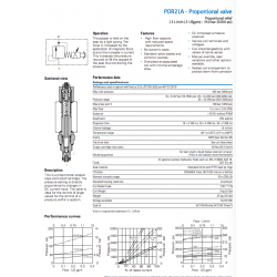 PDR21A - Proportional valve