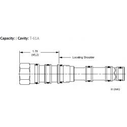 XRCCXXN All ports blocked cavity plug