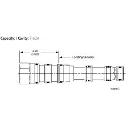 XSCCXXN All ports blocked cavity plug