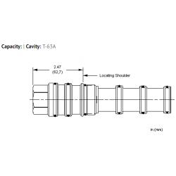 XTCCXXN All ports blocked cavity plug