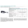Modular counter-balance valve HPDYP
