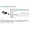 Throttle and check modular valve HPZ2FS