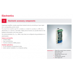 Electronic accessory components
