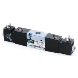 Zawory sterowane elektrycznie VESTA 3/2 bistabilne serii JT/K