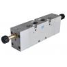 Zawory sterowane elektrycznie 5/3 CP z pilotem zewnętrznym serii AZ Pneumatica