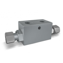 DOUBLE PILOT OPERATED CHECK VALVES VBPDE 2 CEXC