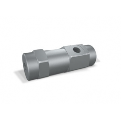 3 WAYS SINGLE PILOT OPERATED CHECK VALVES, IN LINE VBPSL