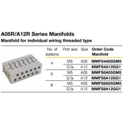 A05R/A12R Series Manifolds