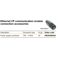 Ethernet I/P Adapters