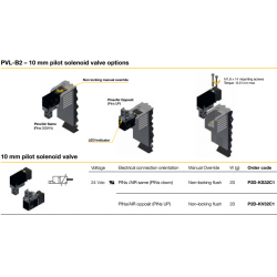 10 mm pilot solenoid valve