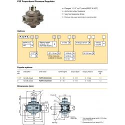Proportional Pressure Regulator