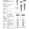 4-Way Manual Spool Valve Series DMH085