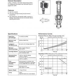 Spool Type, 2-Way Valve Series GS02 22