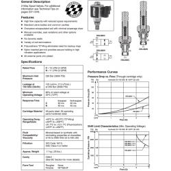 Spool Type, 2-Way Valve Series DSL082