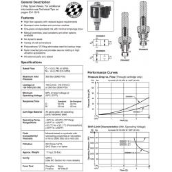 Spool Type, 2-Way Valve Series DSH082