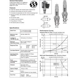Spool Type, 2-Way Valve Series DSL102