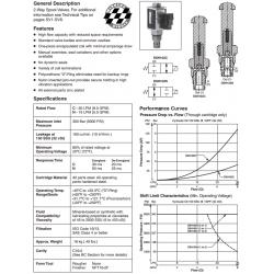 Spool Type, 2-Way Valve Series DSH102