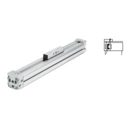 Linear drives DGC-K, double-acting