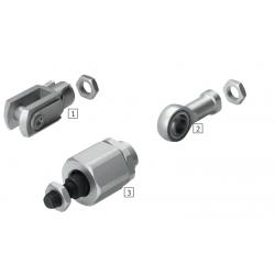 Piston rod attachments SG, SGS, FK