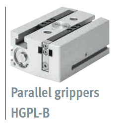 Parallel grippers HGPL-B