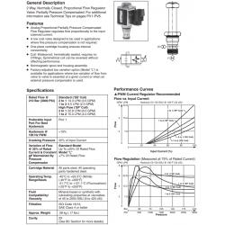 Proportional Flow Regulator Valve Series HP02C 21