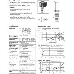 Proportional Flow Regulator Valve Series JP02C 20, 21
