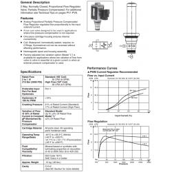 Proportional Flow Regulator Valve Series HP04C 21