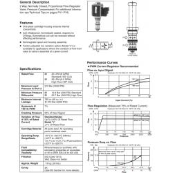 Proportional Flow Regulator Valve Series JP04C 21