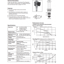 Proportional Flow Regulator Valve Series JP02P 20, 21