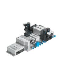 Valve terminals VTSA, to ISO 15407-2, ISO 5599-2