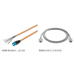 Connecting cables NEBM