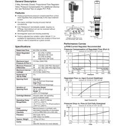 Proportional Flow Regulator Valve Series JP04C 31
