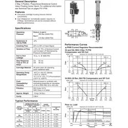 Proportional Directional Control Valve Series GP02 53, 53L, 54