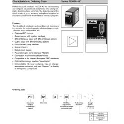 Series PID00A-40*
