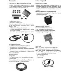 Accessories Series Compax3F
