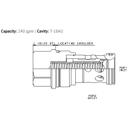 CXKAXCN Free flow nose to side check valve