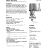Electric Actuators 70 Series