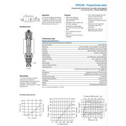 PFR24A - Proportional valve